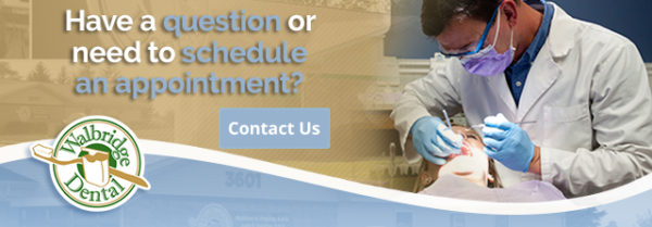 Schedule an Appointment with Walbridge Dental in Millbury, OH